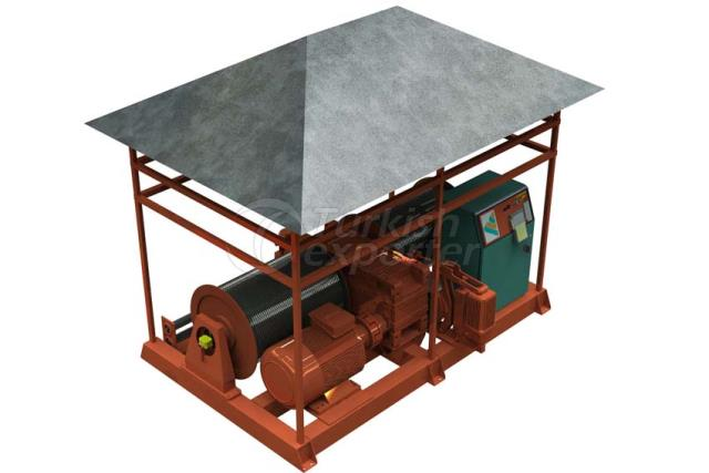 Elevator Hoists and Winches