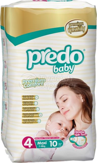 Baby Diapers Predo Standard Maxi