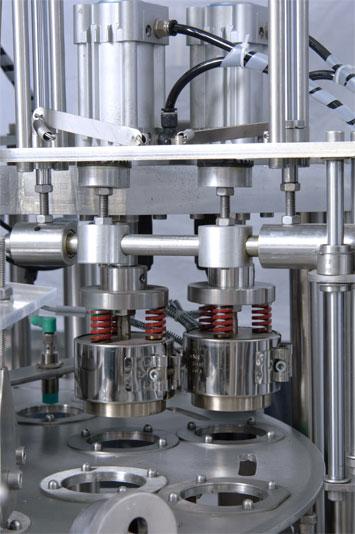 Yoghurt Filling-Sealing Machine
