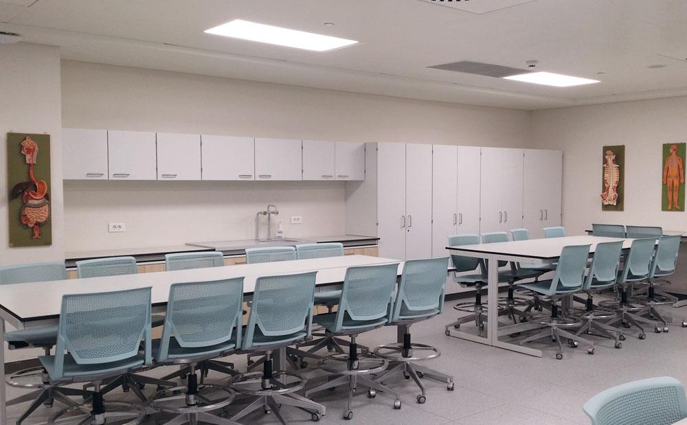 Sistemas de laboratorio - Laboratorio de anatomía