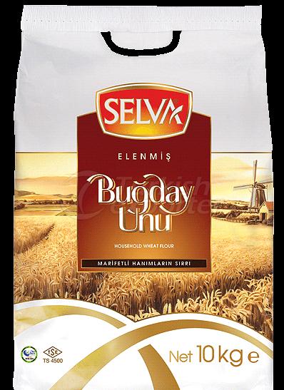 Harina de trigo 10 kg