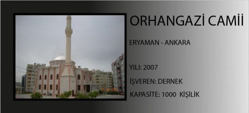 Eryaman Orhangazi Mosque