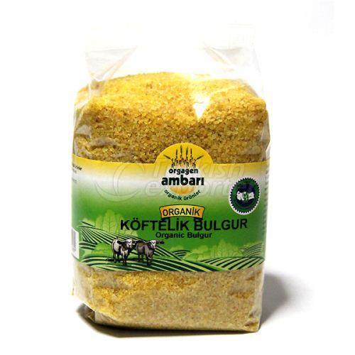 Organic Fine Bulgur 500 Gr