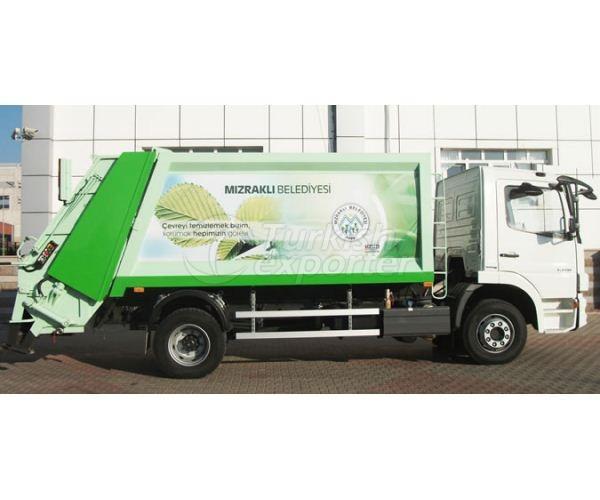 Camions à ordures KRB-HSCK