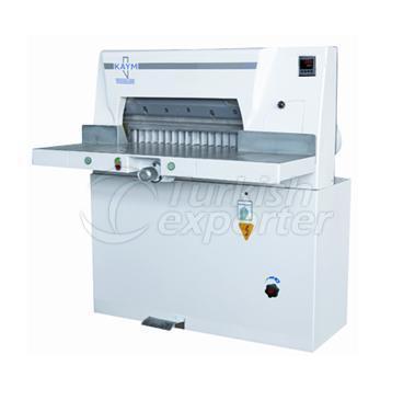 KAYM 60 M SEMI AUTOMATIC PAPER CUTTING MACHINE