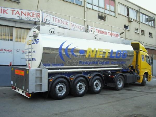 paslanmaz tankerler