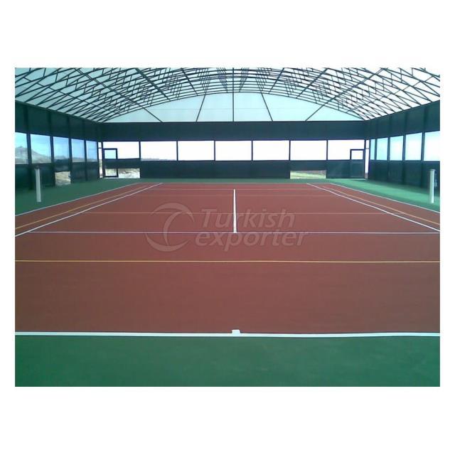 Sports Ground Coating Based On Polyurethanes