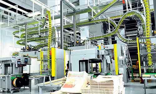 Plantas industriales - Plataformas de acero