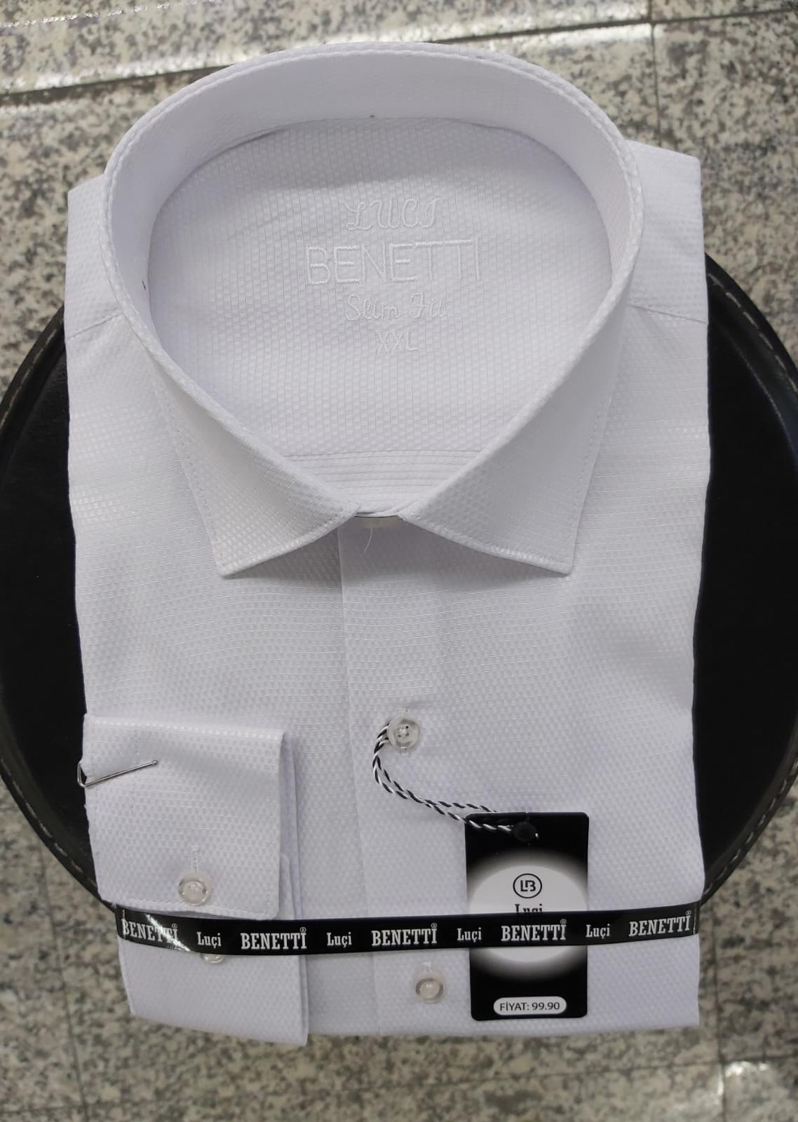 Slim Fit Men Shirts
