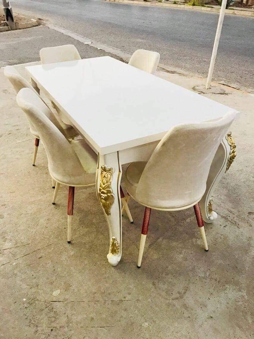 Roza Dining Table1