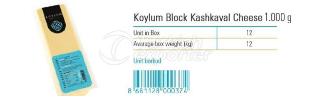 Koylum Kashkaval Cheese 1000g