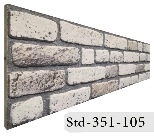 Wall Panel Strotex Brick 351-105