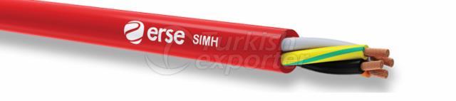 Силиконовые кабели SIMH