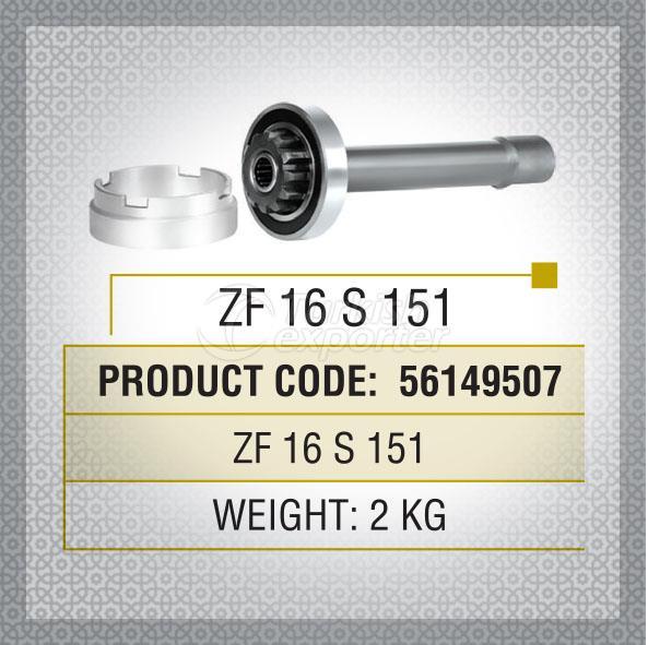 Cardan Shaft 2F165151