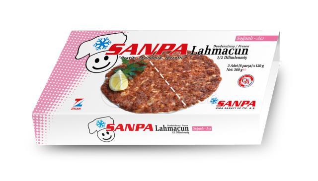 Sanpa Classic Lahmacun