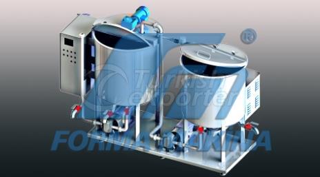 Wafer Batter Production Plant