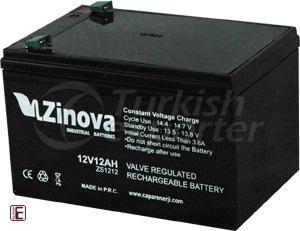 12V 12 Ah Dry Type Maintenance Free Battery