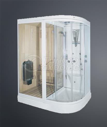 Systèmes de sauna compact SA-3794