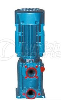 Vertical Steered Nailed Pumps