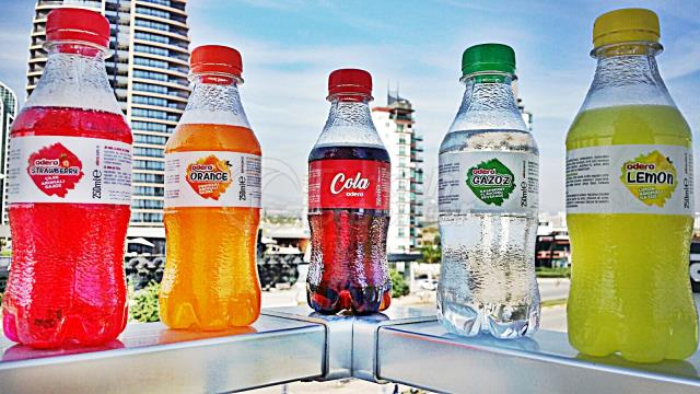 Odero Carbonated Drinks