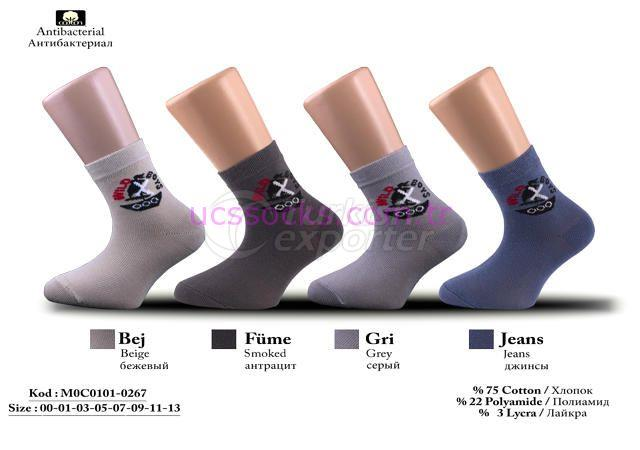 Child Socks M0C0101-0415