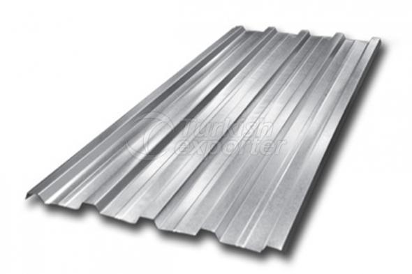 Corrugated Steel Sheet