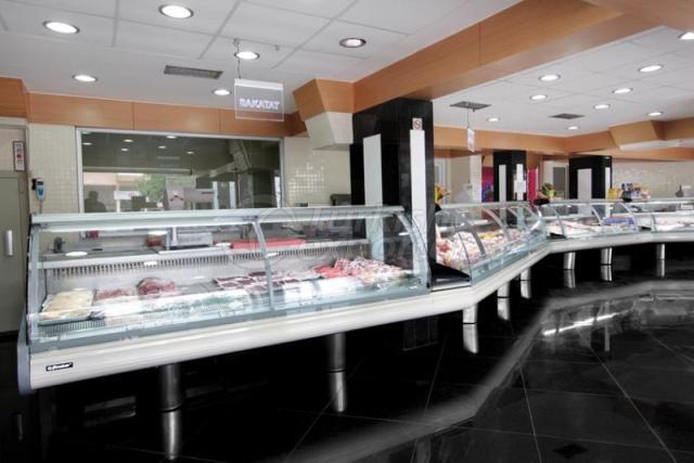 Display Cabinet AMORA