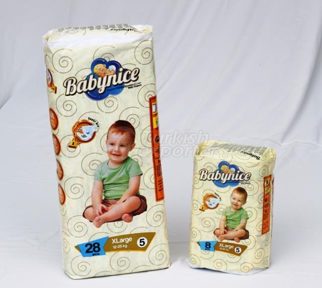 Baby Nice Baby Diaper  *junior