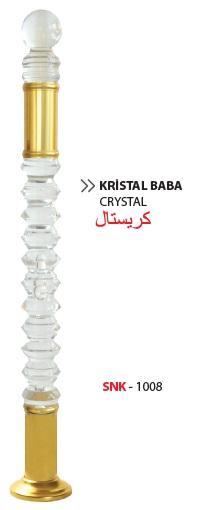 Plexi Newel / SNK-1008 / Crystal