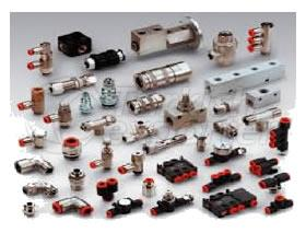 Pneumatic Bushes