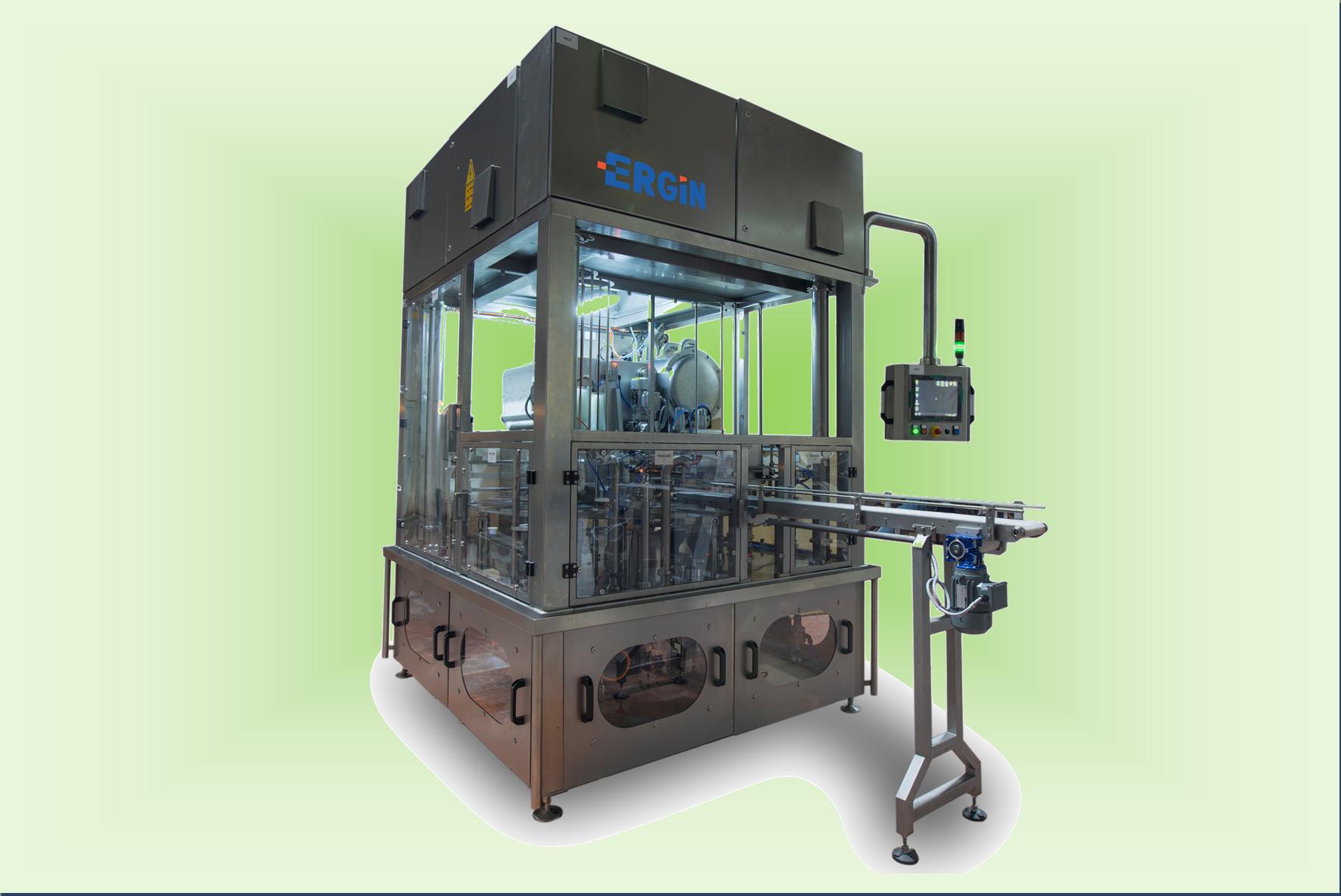 Rotary Machine - BRNZ 6