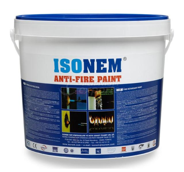 ISONEM ANTI-FIRE PAINT
