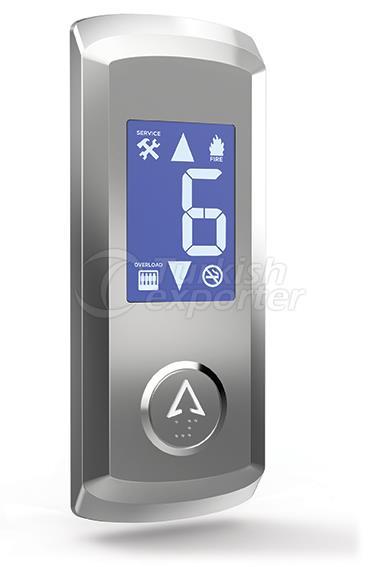 Botón de piso IAL 103L