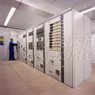 Quartos de controle elétrico
