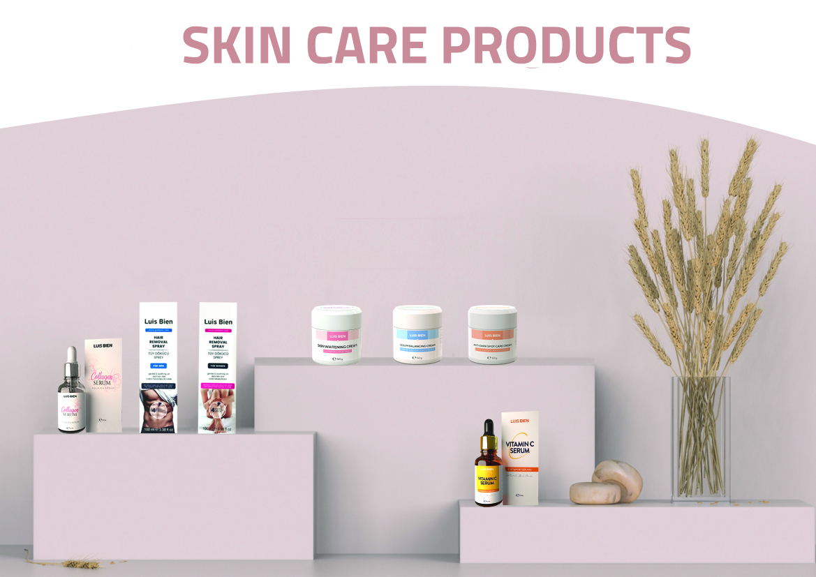 Cosmetic, beauty and personal care products