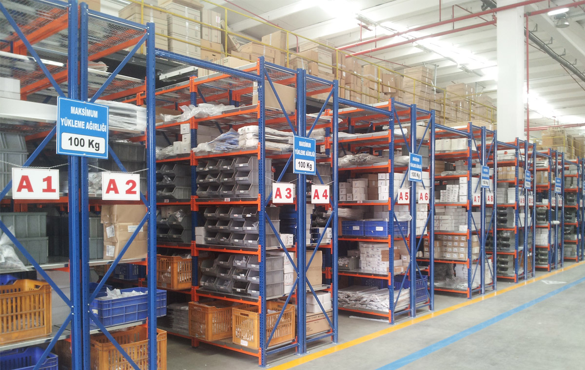 Light / Medium Duty Racking Systems