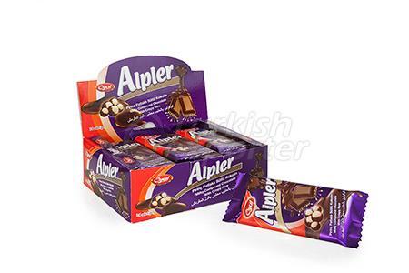 Tablette Alpes Chocolat Lait