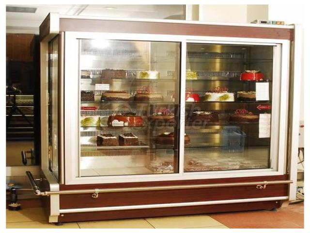 Dessert - Cake Refrigerators
