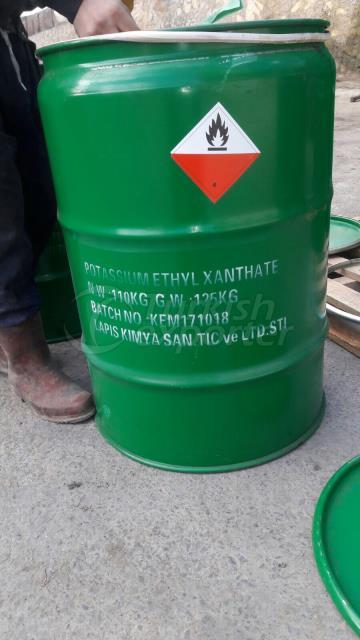 Ethyl Xanthates de Potassium
