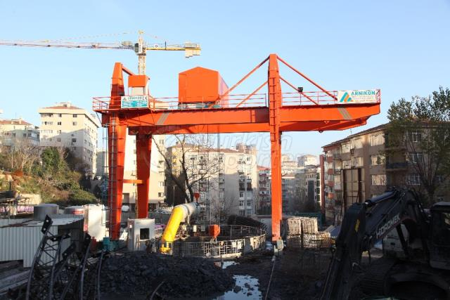 Metro Portal Vinci