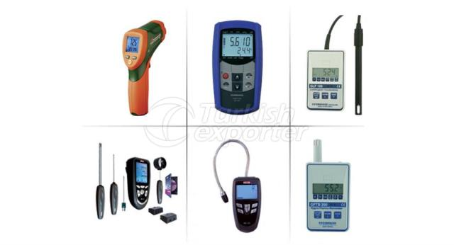 Handed Measuring Devices