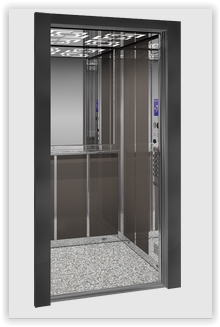 Elevator Cabin - Akik