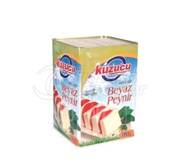 Full Fat White Cheese 18 Kg