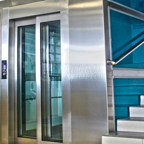 Stainless Elevator Cabinet