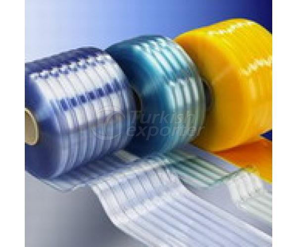 PVC شريط ستائر  رول