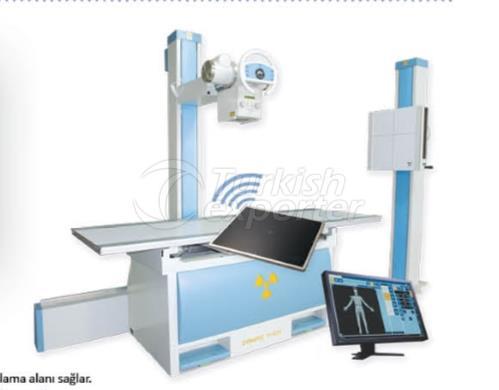 Digital X-Ray Systems DYNAKIT 3543 Model