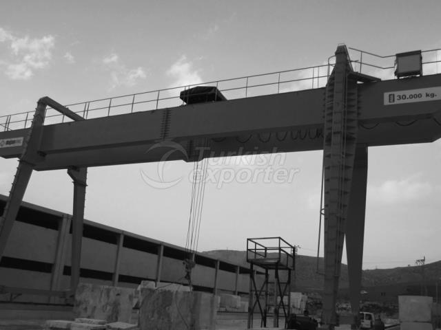 Gantry Crane Systems