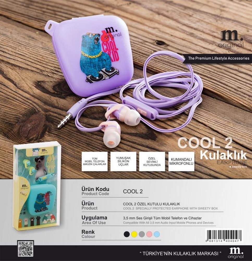 Cool 2 Headphones