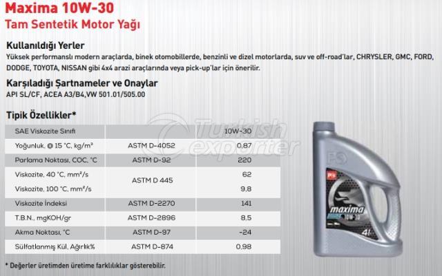 Maxima 10W-30