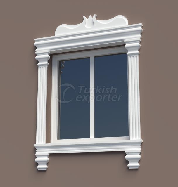 door and window frames